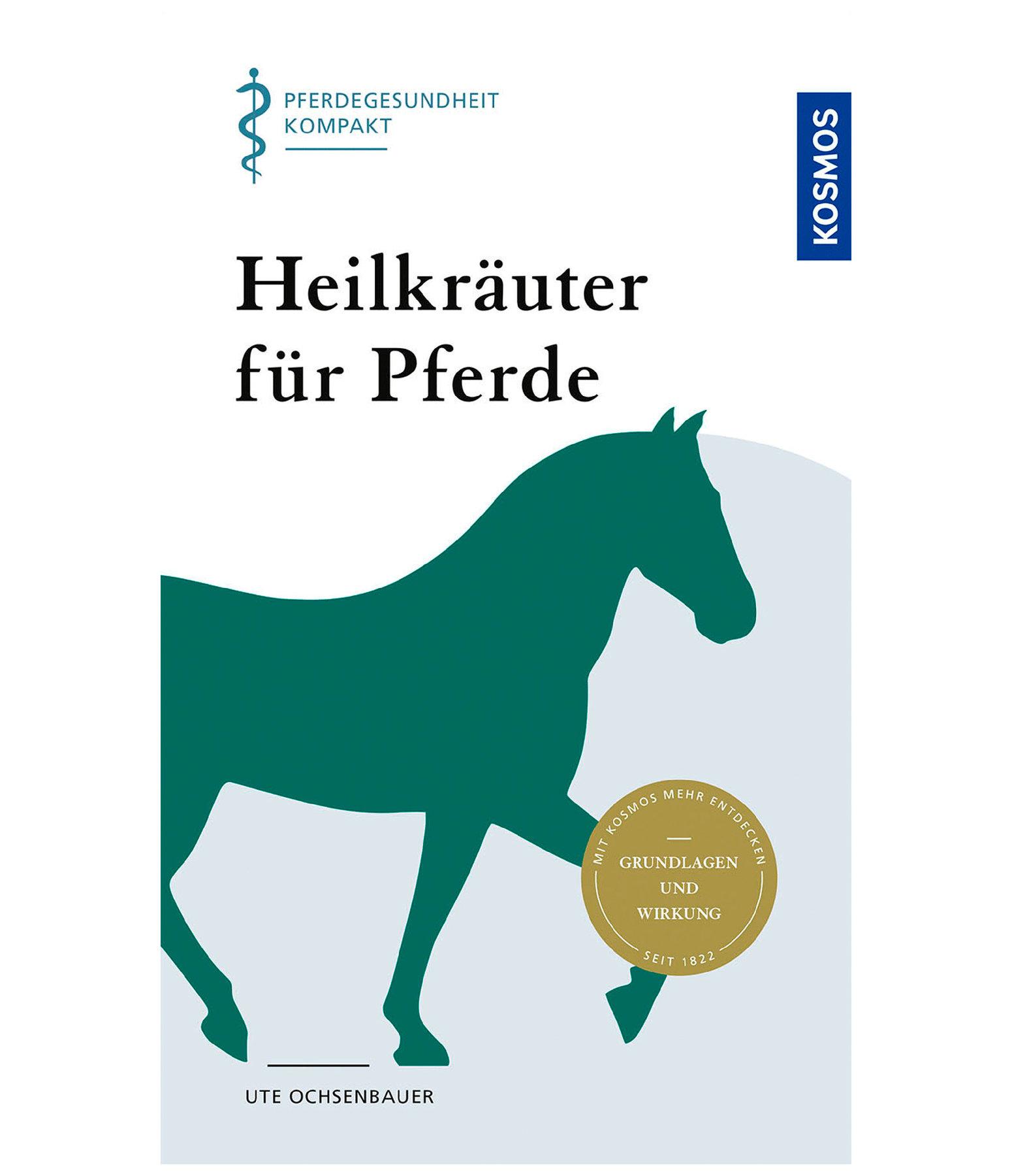 Heilkräuter für Pferde - Gesundheit - Krämer Pferdesport Österreich