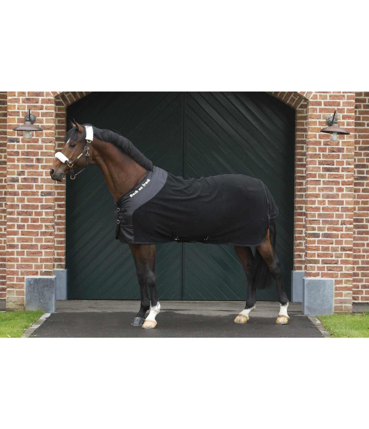 fleecedecke supreme back on track f r das pferd kr mer pferdesport sterreich. Black Bedroom Furniture Sets. Home Design Ideas