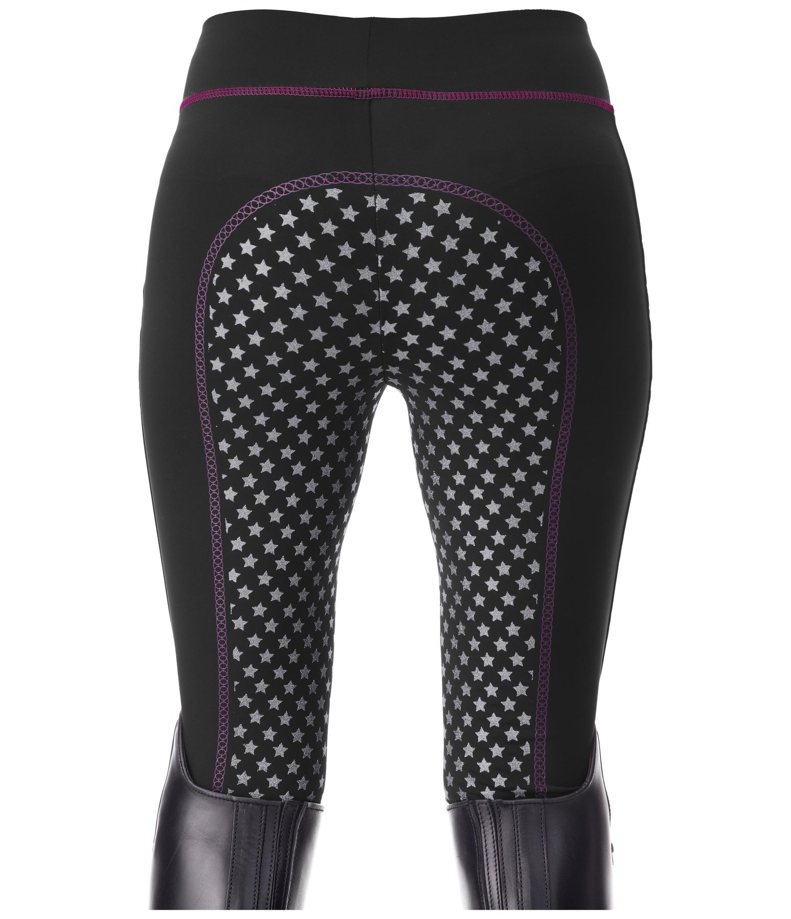 Kinder-Grip-Vollbesatzreitleggings Bailey