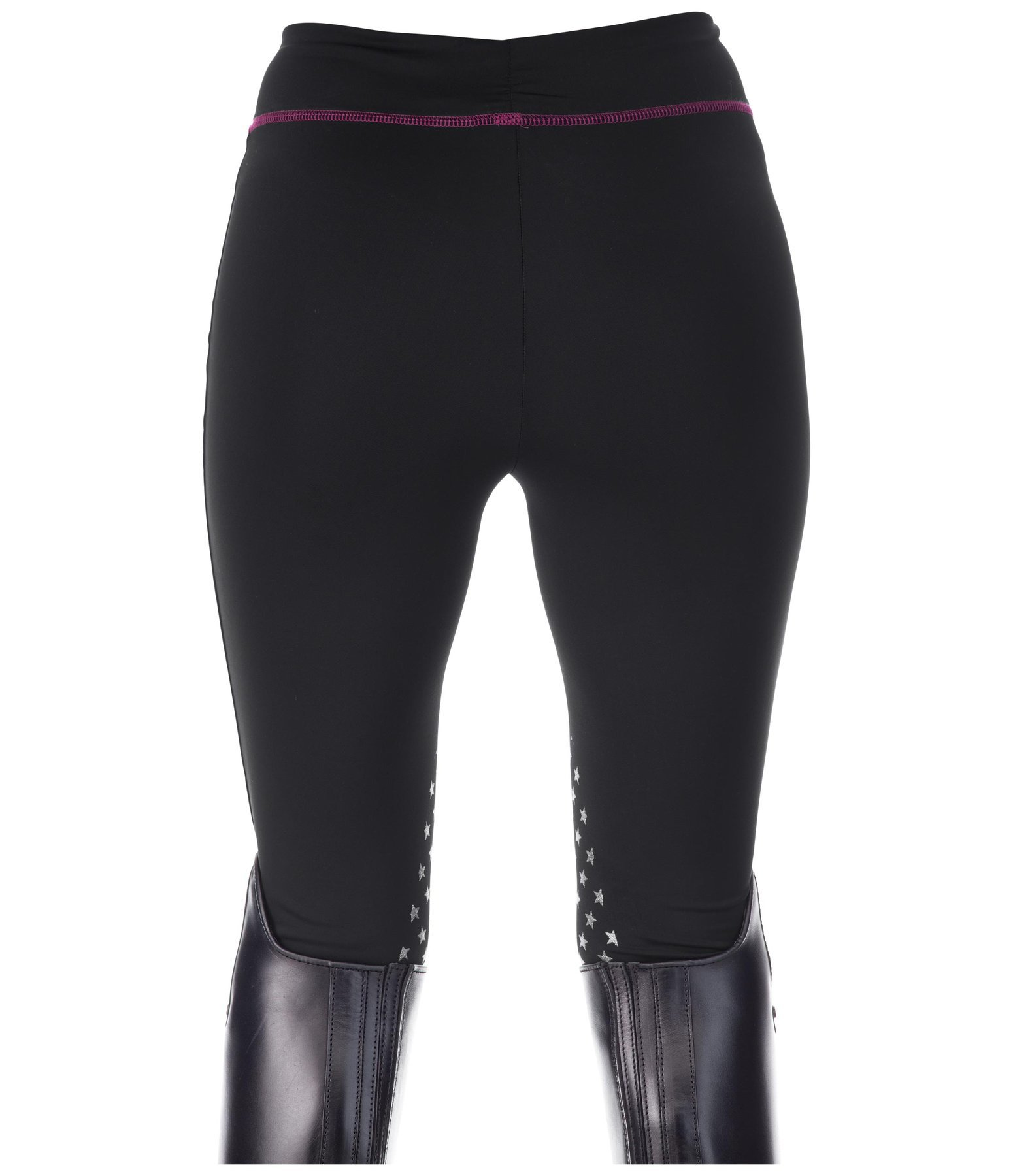Kinder-Grip-Kniebesatzreitleggings Hailey