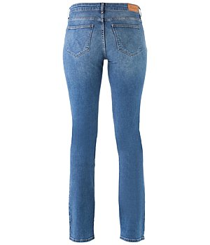Wrangler Jeans Straight Best Blue - M182728