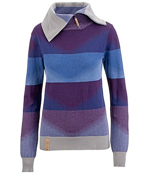 STONEDEEK Ladies-Strickpullover Stripes - 182986-S-DL