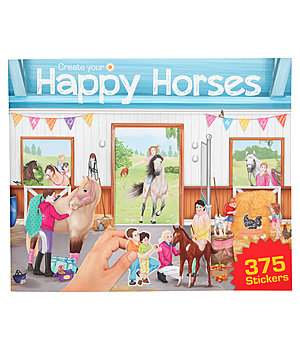 Miss Melody - Malbuch  Create your Happy Horses - 402501