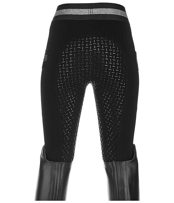 Kinder-Grip-Vollbesatzreitleggings Aurelie